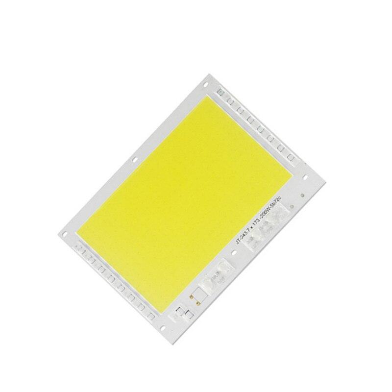 CLAITE 200W LED COB Chip Light Smart IC Driver DIY For Waterproof Floodlight Spotlight AC190-240V