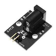 цена на Dc2.1 Power Interface Converter Pin Interface Durable And Long Life Interface Converter FOR Arduino Electronic Building Block