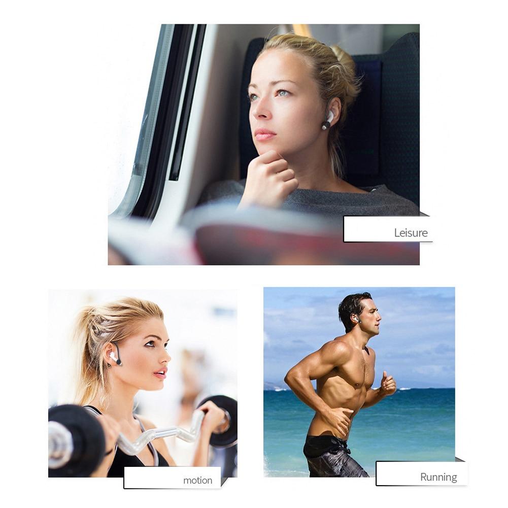 2 adet mini anti-payız bluetooth simsiz qulaqlıq qulaqlıq qoruyucu - Portativ audio və video - Fotoqrafiya 6