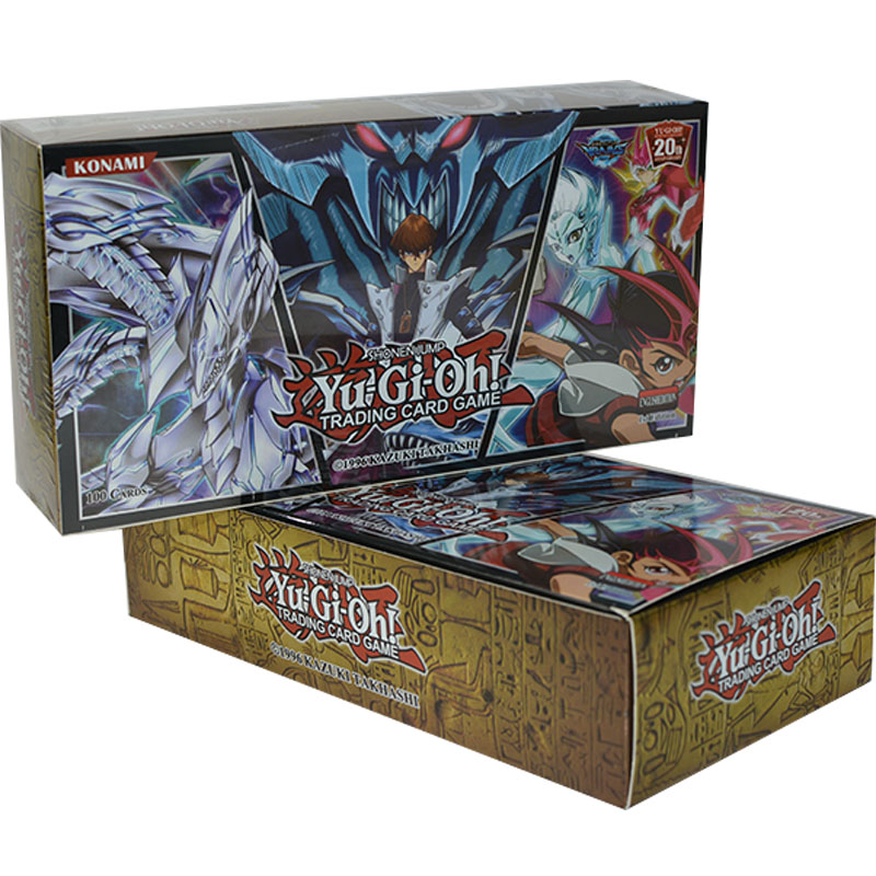 100pieces / Set Game King Game Card Classic Game Yu Gi Oh Game English Card Collection Card With Flash Card And Anime Collection