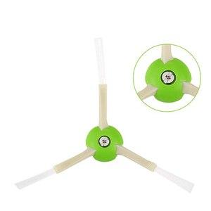 Image 4 - 6 * Bộ Lọc HEPA + 6 * Mặt Bàn Chải + 4 * CỌ LĂN Thay Thế Cho Irobot Roomba I7 E5 e6 I Series Robot Hút Bụi Phụ Tùng