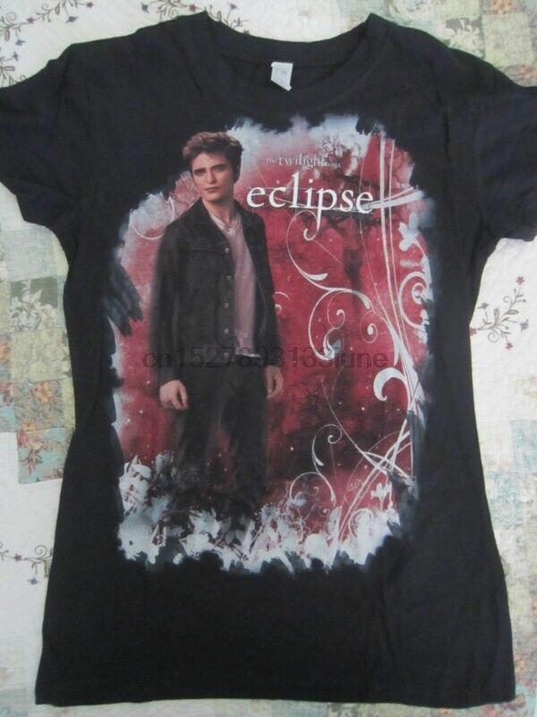 Camiseta boneca de bebê do eclipse do crepúsculo do tópico quente