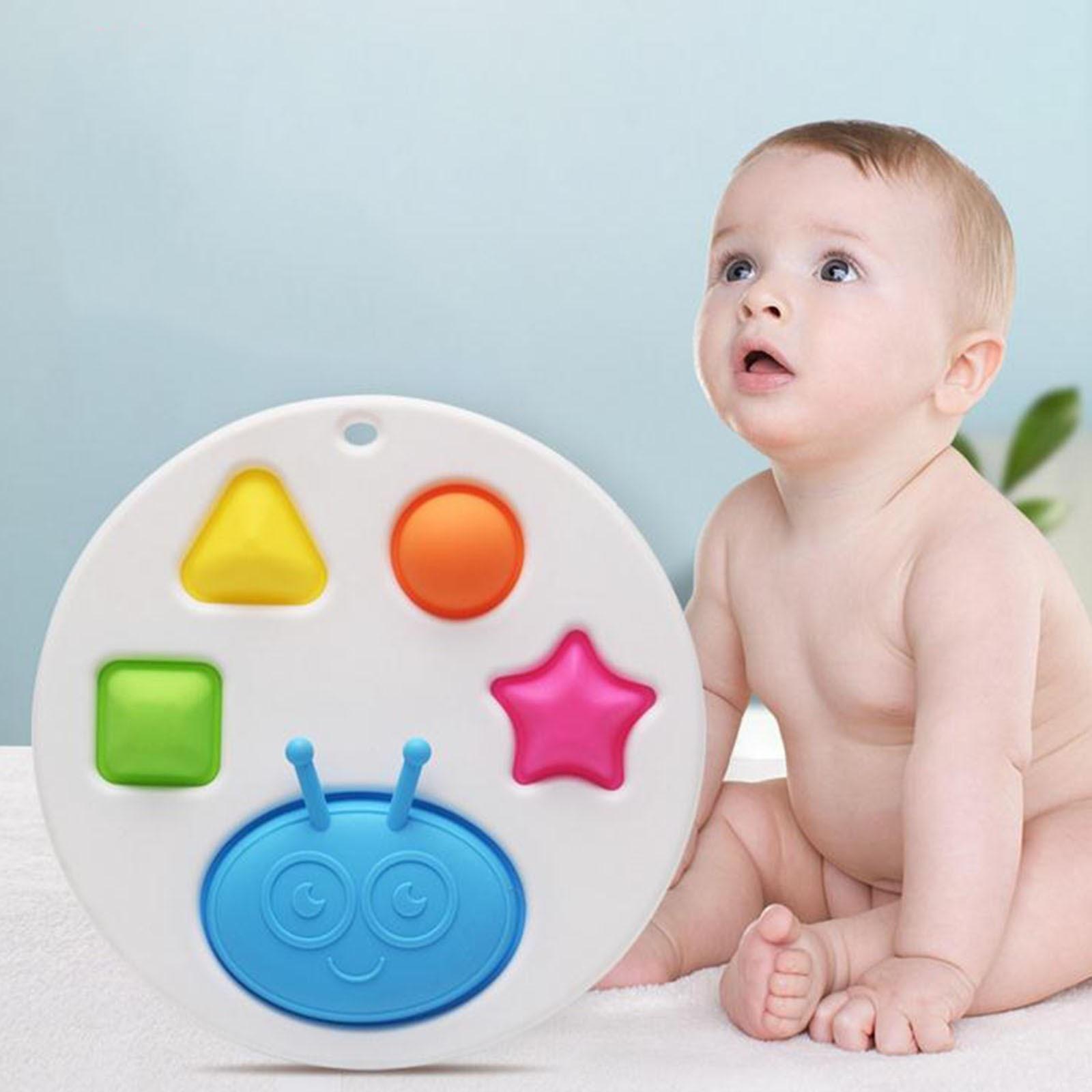 Toy Fidget-Toys Puzzle Baby-Toy Training Simple Dimple It-Sensory Pops Brain-Development-Enlightenment img4