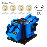 96W/65W Electric Sharpener Tool Drill Bit Cutter Scissor Sharpener Grinder Household Abrasive Tools