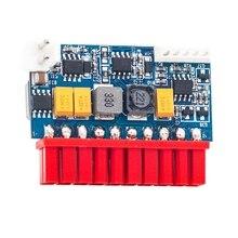 Dc To Atx Dc To Dc 19V 120W 20 Pin Psu Mini Itx Pc источник питания для компьютера