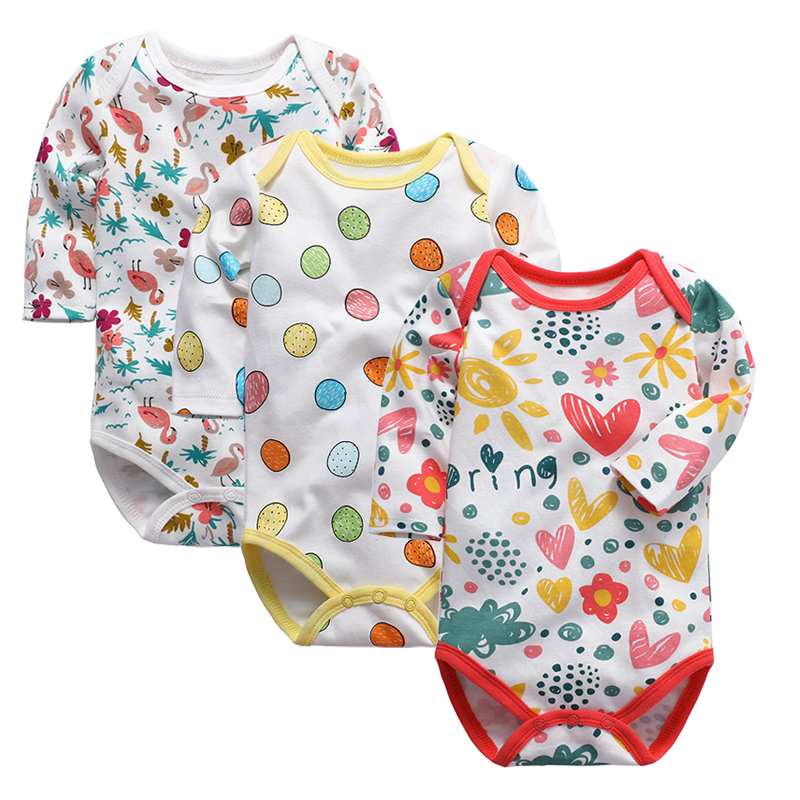 Baby Girls Clothes Babies Boys   Romper   Newborn Toddler Long Sleeve 0-24 Months Body One Piece Infant Clothing