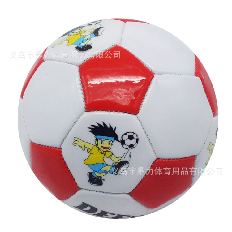 Manufacturers Direct Supply 2 Machine-sewing Soccer Baby Cartoon Football Support Mixed Batch A Large Amount Currently Available