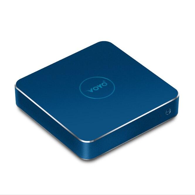 Voyo V1 Mini PC Intel Apollo Lac N3450 Quad-Core 8GB 64GB SSD