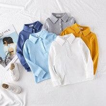 Spring Autumn Boys Clothes 2020 New Cotton Children T shirt