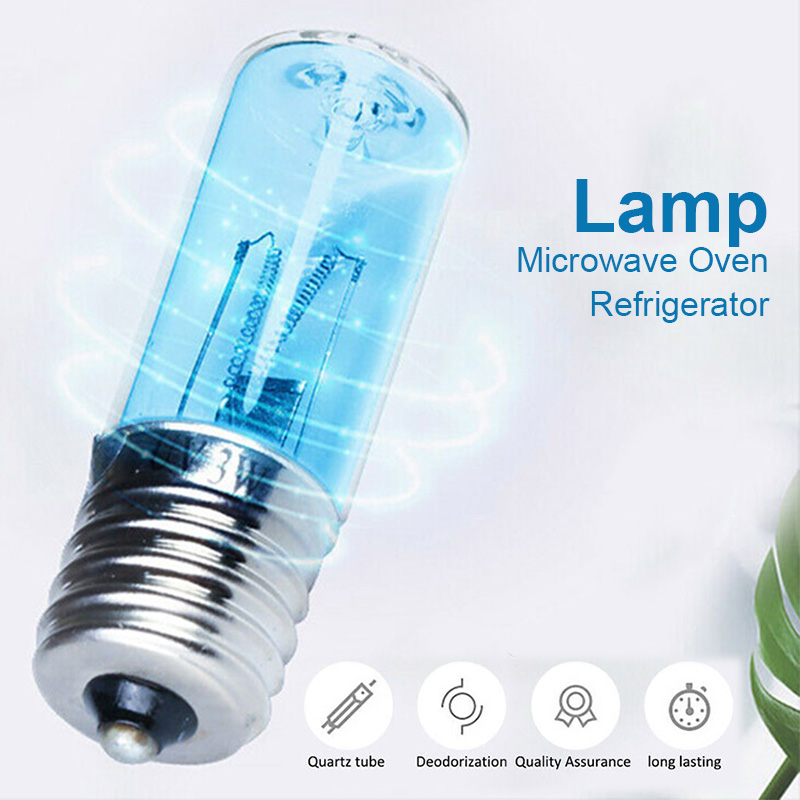 Anti-Mite Lamps Germicidal Lamps UVC Disinfection Quartz Lamp CLH@8