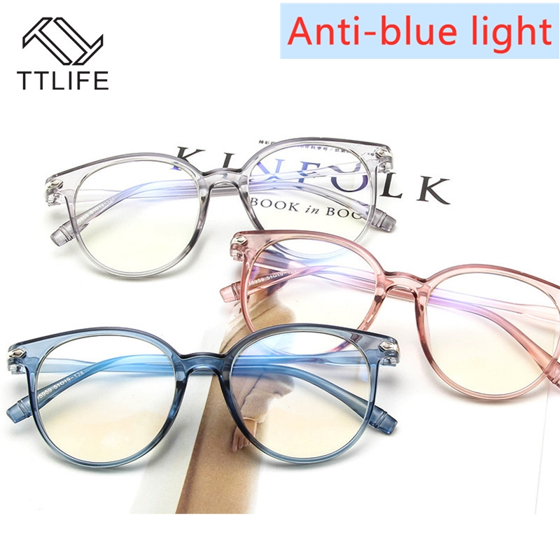 TTLIFE-Blue-Light-Blocking-Spectacles-Anti-Eyestrain-Decorative-Glasses-Light-Computer-Radiation-Protection-Eyewear-YJHH0306
