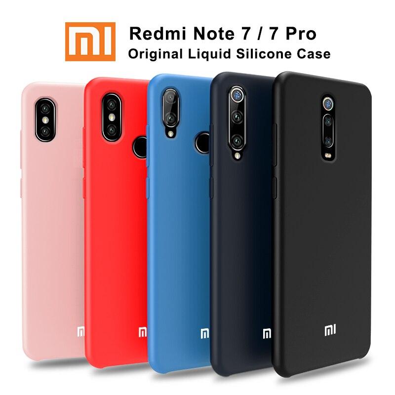 Xiaomi Redmi Note 7 Case Multicolor Silicone Soft Protect Back Cover Xiaomi Redmi Note 7 Pro Case Xiaomi Mi 9 Transparent Case