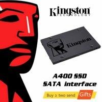 Kingston A400 SSD interna Unidad de estado sólido de 120GB 240GB 480GB 2,5 inch SATA III HDD Disco Duro HD PC portátil 960GB