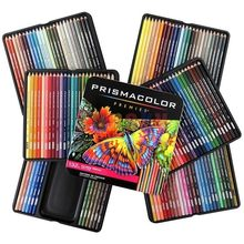 Prismacolor premier 150 cores profesionales alta calidad prismacolor caixa de lapis de cor com 12 24 36 48 72 132 150 toneladas