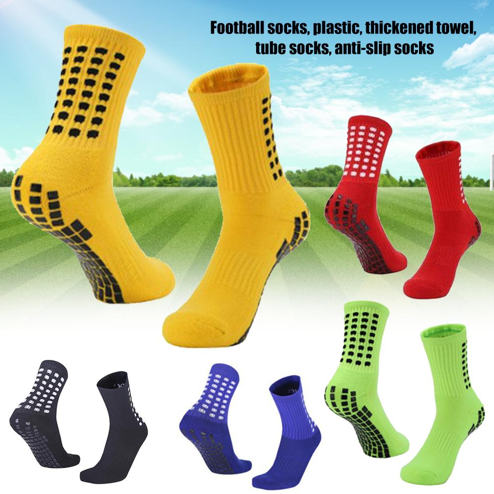 Outdoor High Quality Professional Brand Sport Running Football Breathable Cotton Anti-slip Soccer Tube Racing Cycling Socks