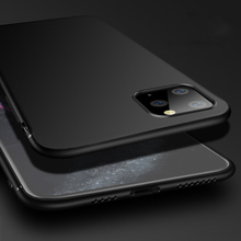 Case bumper on for iPhone 11 Pro Max case Ultra Thin Soft matte TPU cover frosted Shockproof cover case for iPhone 11 Pro Fundas case for iphone 11 pro max soft tpu case ultra thin bumper case for iphone 11 pro case cover frosted shockproof covers