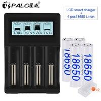 Cargador de batería de iones de litio 3,7 V 18650, cargador de batería portátil para cigarrillo electrónico, 18350, 16340, 14500, 18500, 26650