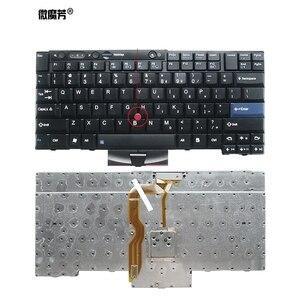 Image 1 - New English keyboard for LENOVO Thinkpad T410 T420 X220 T510 T510i T520 T520i W510 W520 T400S T410I T420I X220i T410S T420S