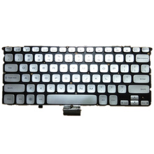 Laptop Keyboard For Dell XPS 15Z L511Z Silver US United States Edition