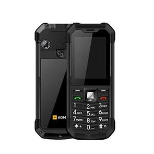 Image 2 - Agm m3 견고한 듀얼 sim 야외 2.4 전화 ip68 방수 shockproof 방진 토치 1970 mah 손전등 휴대 전화