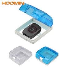 Устройство для защиты дверного звонка hoomin водонепроницаемый