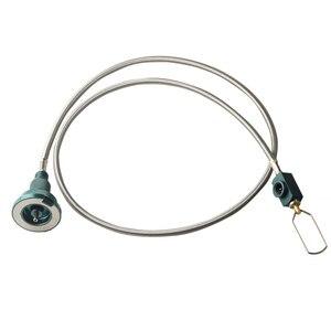 Image 4 - Jeebel Camp zewnętrzna rura przedłużająca gaz kuchenka kempingowa Adapter magnetyczny konwerter gazu butan Adapter