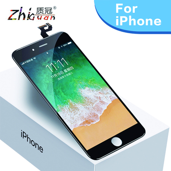 Grade AAAA Screen For iPhone 6 6S 7 8 Plus LCD Display With 3D Force Touch Digitizer Assembly For iPhone  X XR XS XSMAX 11  OLED 100% tested lcd pantalla for iphone x lcd xs xr 11 screen lcd display touch screen digitizer assembly for iphone x xs xsmax oled