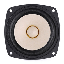 4 Inch Medium Tweeter With Full Frequency Speaker Full Range Speaker 30W Full Speakers Fullrange 1 pairs/2pcs
