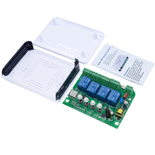 Son eWeLink wifi anahtarı DC 12v 24v 32v 220v Inching/kendinden kilitlemeli kablosuz röle modülü akıllı ev otomasyon kapı erişim