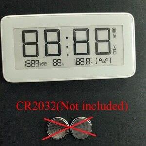 Image 5 - Датчик температуры и влажности Xiaomi Mijia, Bluetooth, ЖК дисплей, цифровой термометр, измеритель влажности, умная связь M