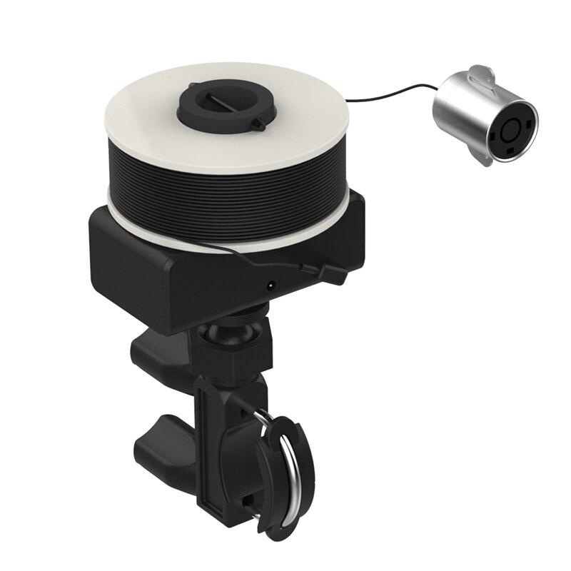 Wifi aparat podwodny przenośny wizualny lokalizator ryb inteligentny telefon bezprzewodowa podwodna kamera wędkarska kamera wideo IOS Android Mobil