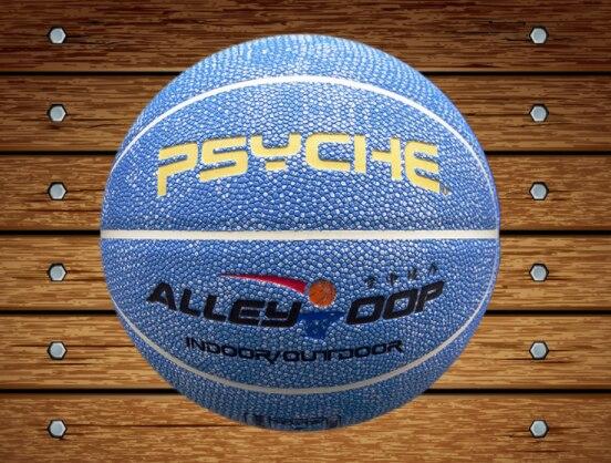 Umidade Oficial Size5 baloncesto basquete Inflável Indoor Jogo de Couro Ao Ar Livre Atacado ou varejo