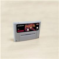 Juego Final Fantasy II III IV V VI 2 3 4 5 6 o Mystic Quest tarjeta de juego RPG versión EUR batería para guardar Idioma Inglés