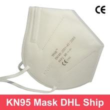DHL shipping Non disposable KN95 Face Mask FFP2 Protective Respirator Mask KN95 FFP2 Anti Dust Face filter mouth masks