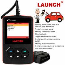 LAUNCH OBD 2 Automotive Goods OBD Engine Scanner Automotriz Tools For Car Workshop Tool Professional Diagnostic Tool Creader V+