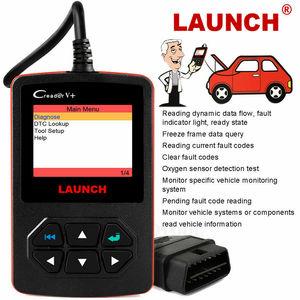 Image 1 - LAUNCH OBD 2 Automotive Goods OBD Engine Scanner Automotriz Tools For Car Workshop Tool Professional Diagnostic Tool Creader V+