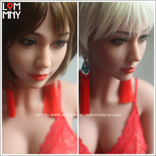 LOMMNY Real Silicone Sex Dolls Adult Japanese 168cm Oral Love Doll  Vagina Lifelike Anime Realistic Sexy Toys for Men