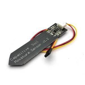 sonda di misurazione digitale del sensore di umidit/à del suolo Strumento piatto Strumento di misurazione del suolo digitale a basso consumo SHT15 Sensore di terreno FS200-SHT1X