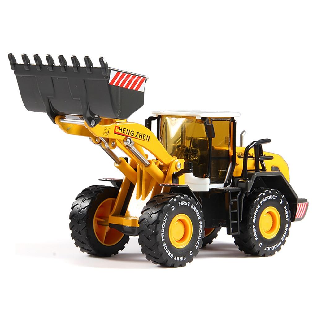 Coche de juguete con control remoto 1:50, vehículo de ingeniería de aleación Bulldoze, modelo regalo, juguetes para niños Z Maisto 1:12, juguete de motocicleta de aleación de modelo de motocicleta Ninja H2R CBR600RR, motocicleta de YZF-R1, modelos de coche para carreras, coches de juguete para niños