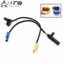 High Quality OEM For VW CC Golf Passat Input + Output Speed Sensor 09G927321B 09M927321B For Audi VW Transmission Speed Sensor
