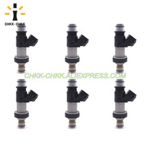 CHKK-CHKK 06164-P8E-A00 06164-PCC-000 fuel injector for Acura CL 3.2L 2001~2003 TL 3.2L 2002~2003 MDX 3.5L 2001~2002 V6 valusource rma annual statement studies 2001–2002 data on cd