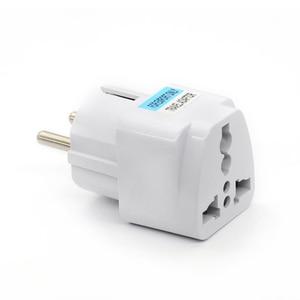 Universal CE american Kr european power plug adapter AU EU to US UK USA adapter plug Japan Israel Brazil India travel converter