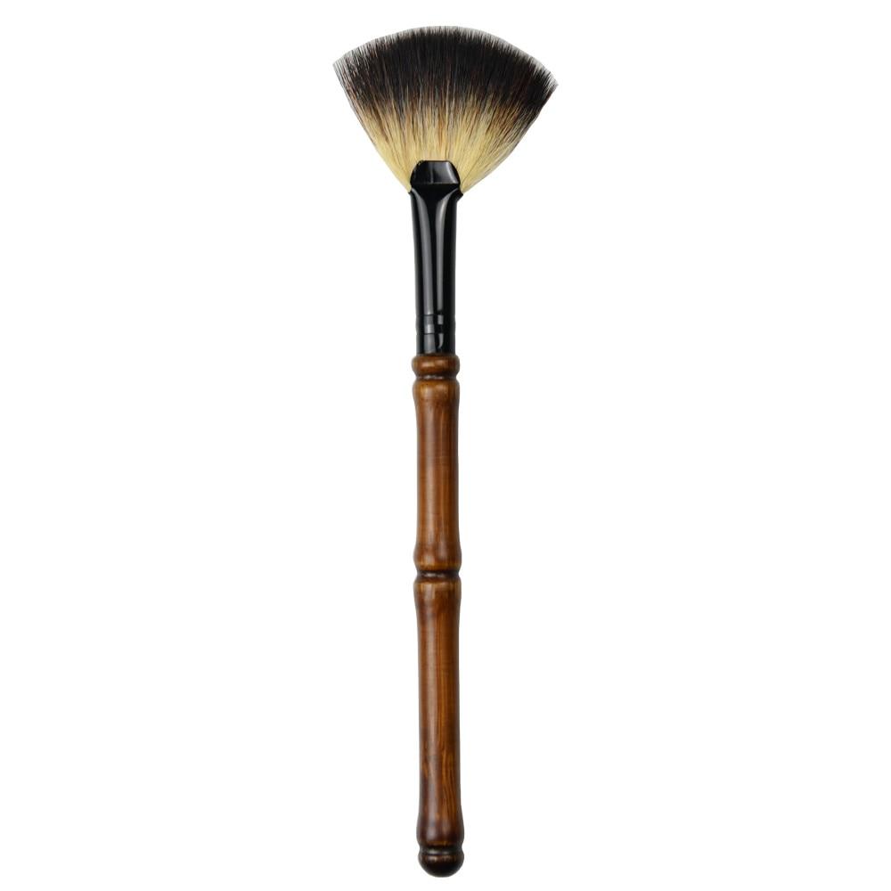 Maquiagem cosméticos em pó blush destaque fundação