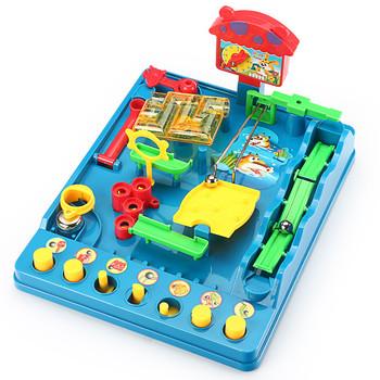 Intelektualna gra komputerowa piłka przygoda Puzzle dziecko dorosłe zabawki edukacyjne dla dzieci boże narodzenie urodziny prezenty Montessori Toy tanie i dobre opinie LKCOMO CN (pochodzenie) none 8 ~ 13 Lat 14 lat i więcej 2-4 lata 5-7 lat Chiny certyfikat (3C) Do jazdy Sport B00029 Puzzle Game Toys