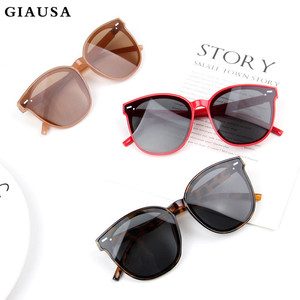 GIAUSA New Fashion Kids 2020 Cute Baby Sunglasses Girls Brand Cat Eye Children Glasses Boys Lens Sun glasses Eyewear Gift