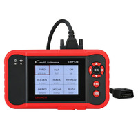 LAUNCH Diagnostic Scanner Code Creader CRP129 ENG/AT/ABS/SRS EPB SAS Oil resets obd2 Reader CRP 129 Scan Tool In Russia