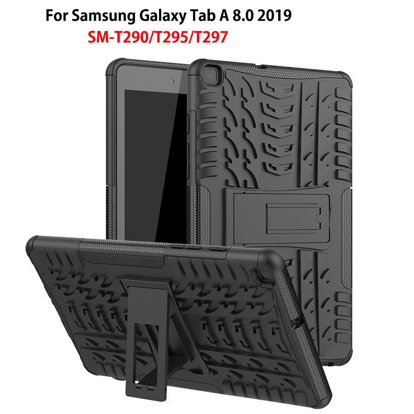 Case SM-T290 T295 Samsung T297-Cover Durable Galaxy For Tab-A Funda-Shell Rugged Hybrid