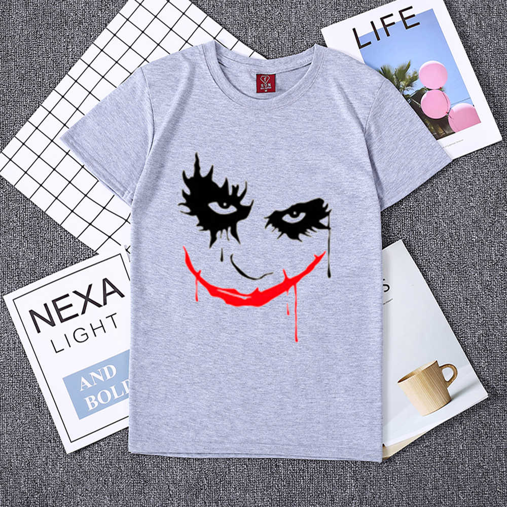 Hillbilly Fashion Halloween Kaos Partai Teror Setan Badut T Shirt Horor Hallowee Kostum Hadiah Baru untuk Wanita Atasan Tees