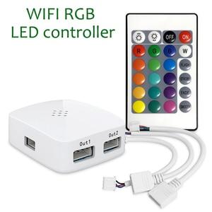 Updated Version 2-Port RGB LED