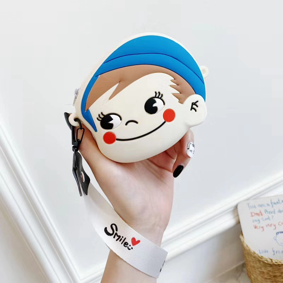 Silicone 3D Cartoon Case for Airpods Pro 53
